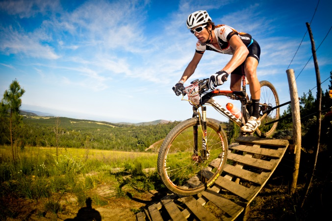 Isuzu Trucks PEPlett - route - 4 day mountainbike stage race