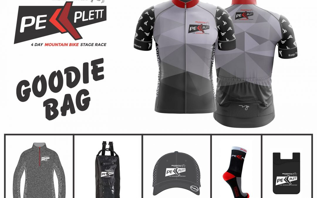 The 2020 Prudential PE PLETT Goodie Bag