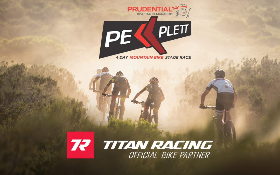 Titan Racing Bikes become official bike partner of Prudential PE Plett