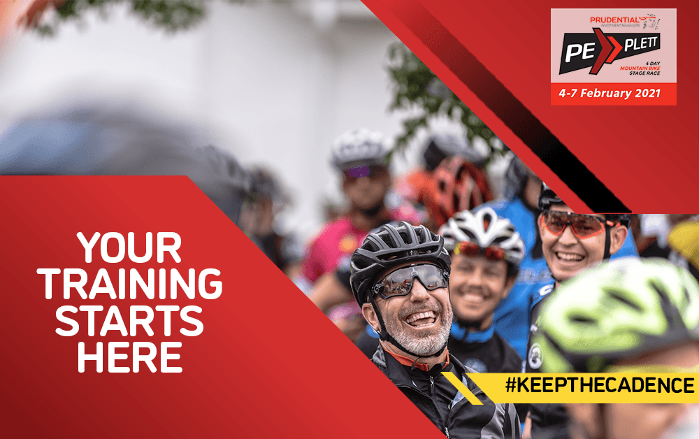 Training Plan: How you will #KeepTheCadence